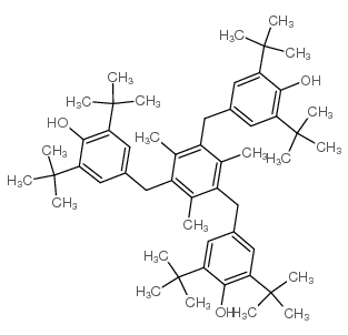 1,3,5-Trimethyl-2,4,6-tris(3,5-di-tert-butyl-4-hydroxybenzyl)benzene